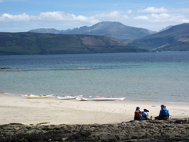 Island Hoping scotland